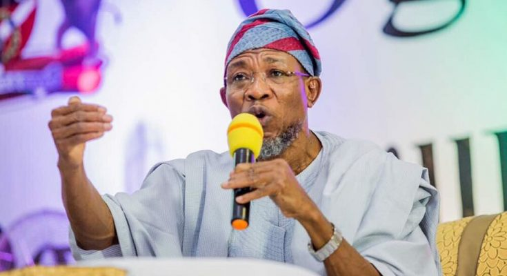 Image result for Beware of APC members dancing on Ige's grave – Aregbesola